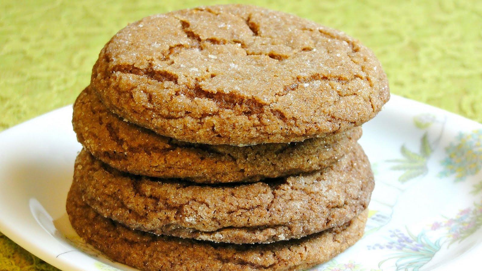 Black molasses cookies recipes