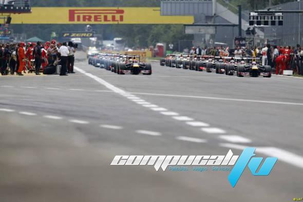 Carrera Gran Premio de Italia Formula 1 Septiembre 8 HD 2013