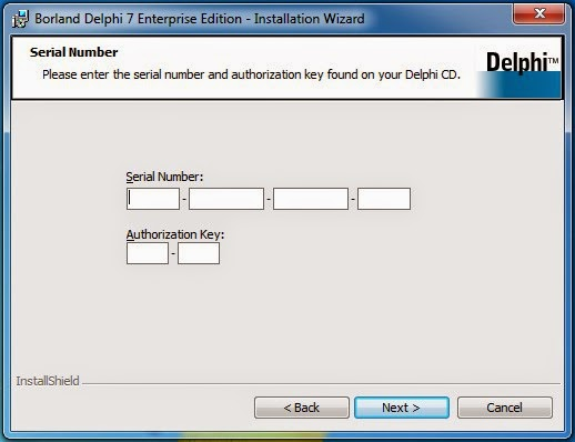Cara Install Borland Delphi 7 di Windows 7 dan Windows 8 - ANDESTUM