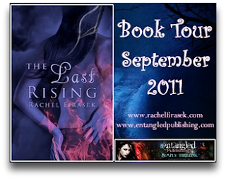 The Last Rising Release Day Blitz + Giveaway