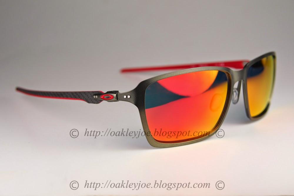 84e77c39e1 Oakley Ferrari Tincan Carbon Iridium Men s Sunglasses