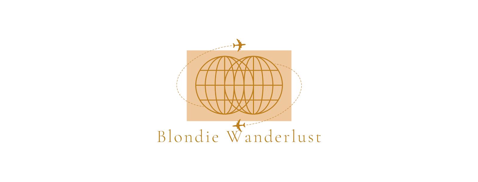 Blondie Wanderlust