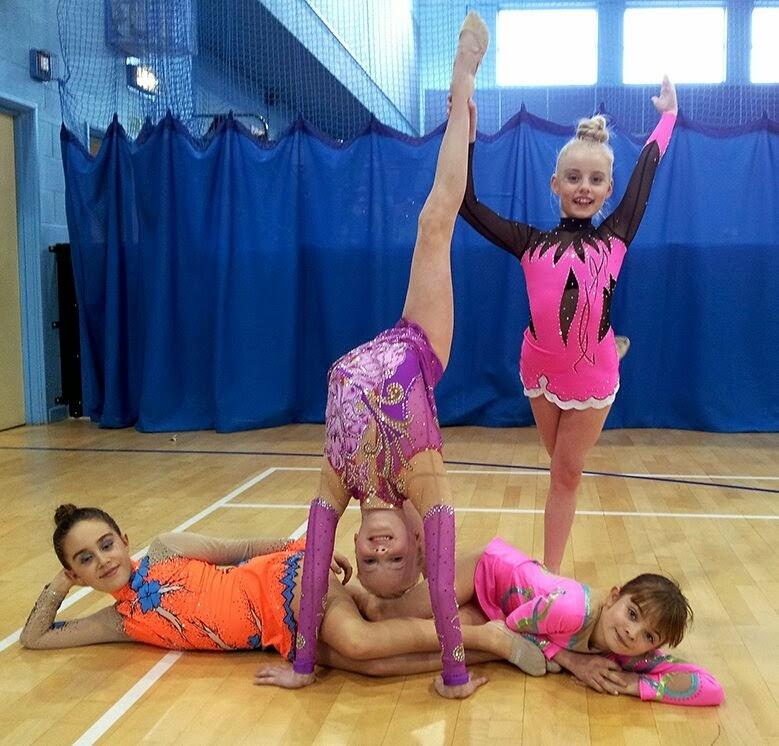 Gymnastics Classes City of Westminster