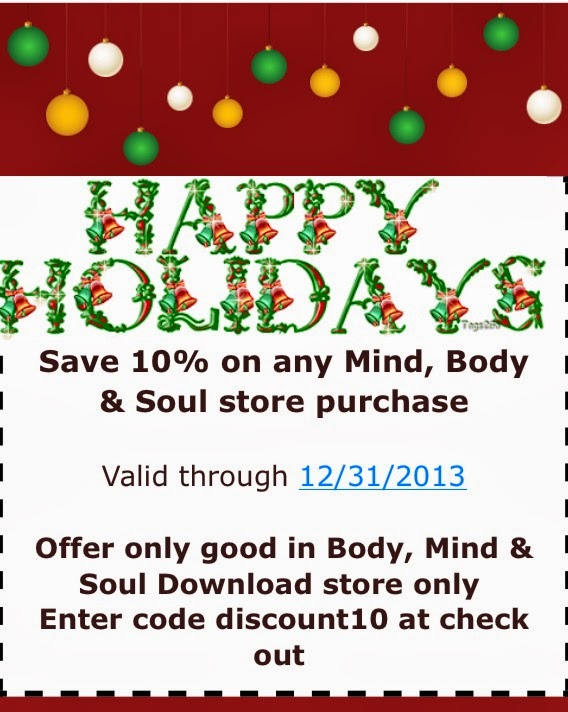 Enter the Body, Mind & Soul Store
