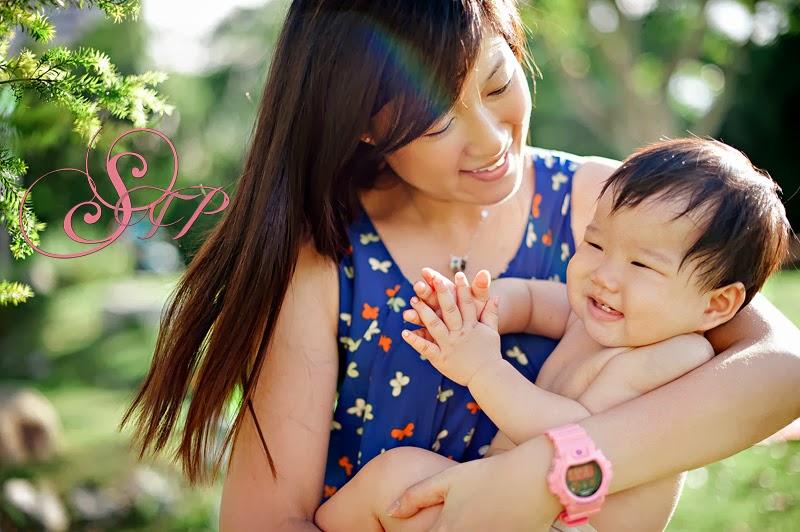 Bishan Park Family Portraits