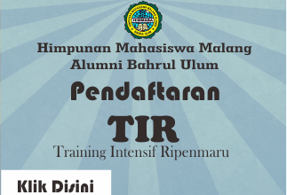 Pendaftaran TIR