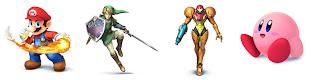 super smash bros for 3ds and super smash bros for wii u concept art 1 E3 2013   Super Smash Bros. For 3DS & Super Smash Bros. For Wii U   Logo, Artwork, Concept Art, Screenshots, & Trailers