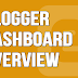 Blogger Dashboard Overview