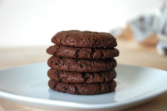 Chocolate Nutella Cookies - Adapted from Our Best Bites