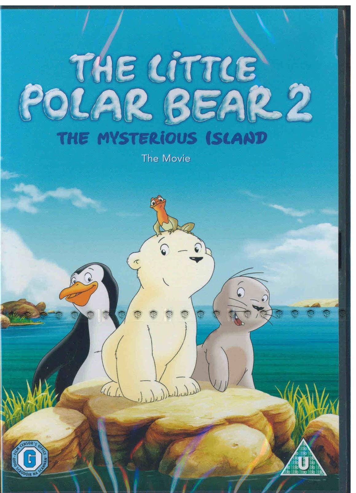 The Little Polar Bear 2: The Mysterious Island (2005) tainies online oipeirates