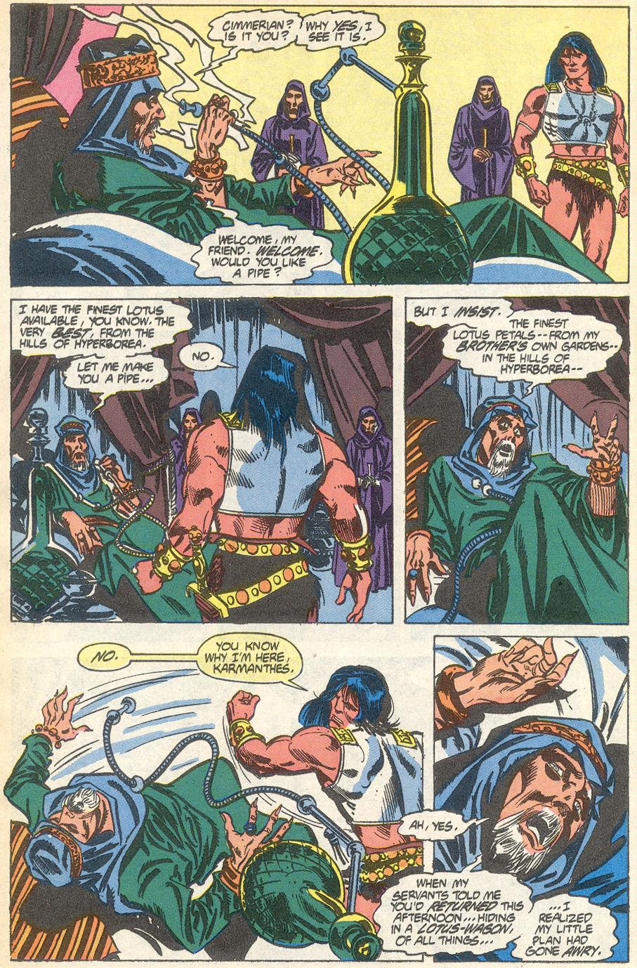 Conan the Barbarian (1970) Issue #231 #243 - English 13