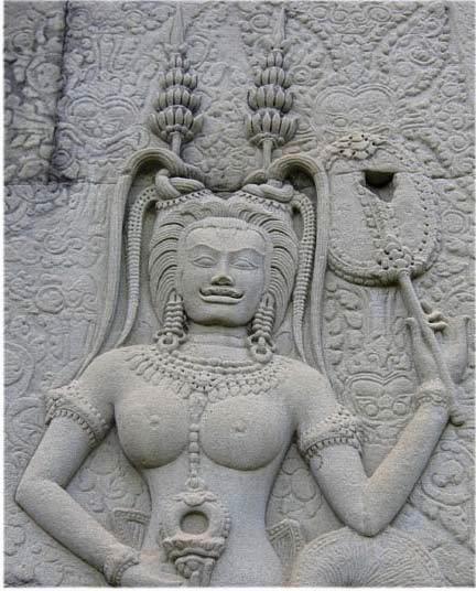 buste-apsara-bas-relief-angkor-vat