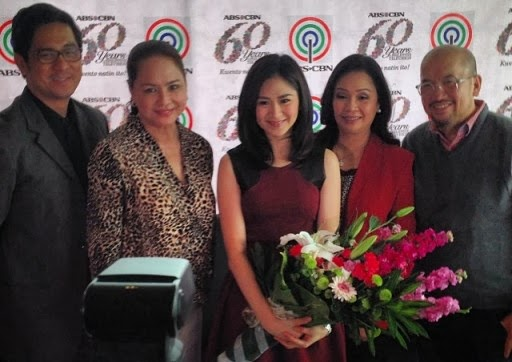 Sarah Geronimo Renews Contract with ABS-CBN, December 16, 2013