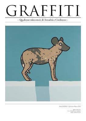 G R A F F I T I quaderno trimestrale di attualità e confronto n°1 gennaio/marzo 2012