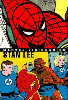 Review Marvel Visionaries Stan Lee Gil Kane Jack Kirby Spider-Man Fantastic Four Mr. Fantastic Invisible Girl Human Torch Thing Cover hardcover hc comic book
