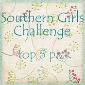 I made the top 5 at the Southern Girls Challenge Sept 2011