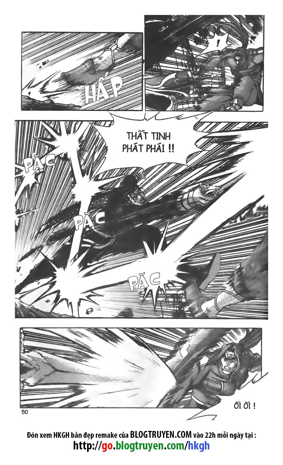 Hiệp Khách Giang Hồ - Hiệp Khách Giang Hồ Chap 259 - Pic 1