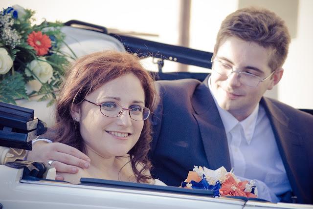 matrimonio con lo sponsor chiara e maurizio auto d'epoca