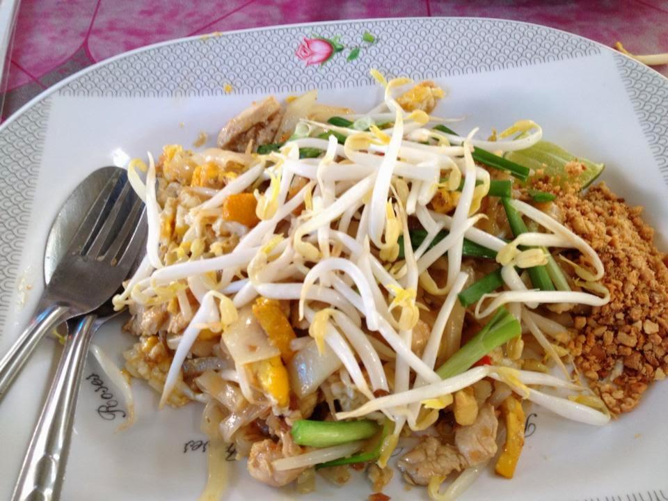 Pad Thai, Bangkok Thailand