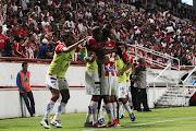 Los Rayos del Necaxa dieron el primer paso rumbo a la Final del Clausura . (necaxa cf xl)