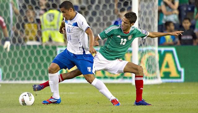 Ver partido Mexico vs Honduras en vivo