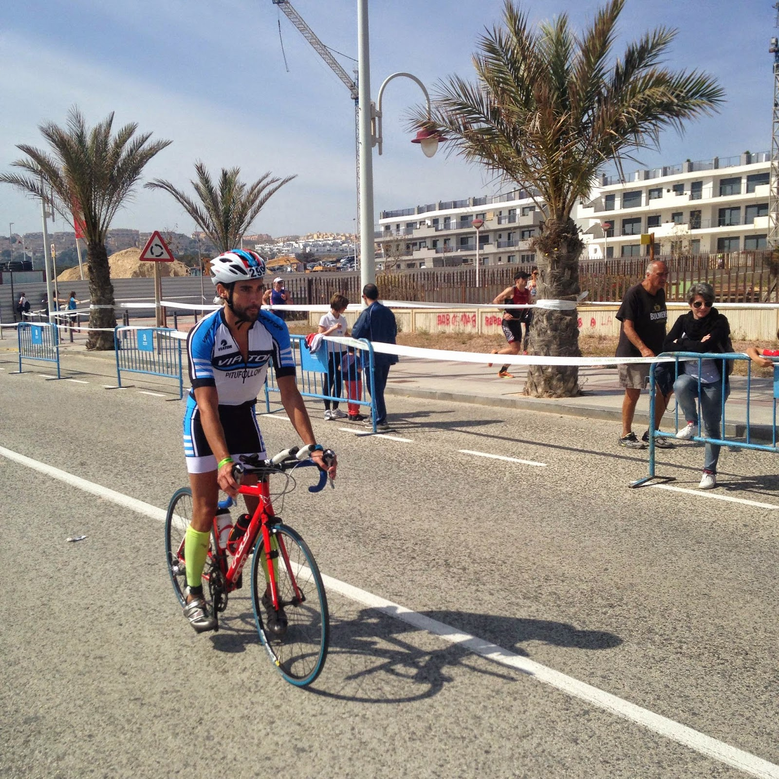 triatlon elche arenales 113 alicante bicicleta