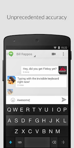 Fleksy Keyboard Full Android Apk İndir