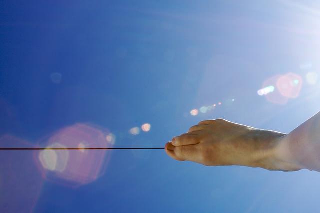 Equilíbrio em corda bamba