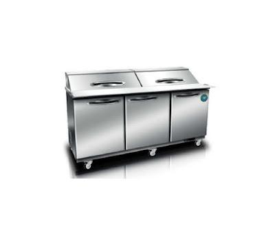 Salad Counter Refrigerator