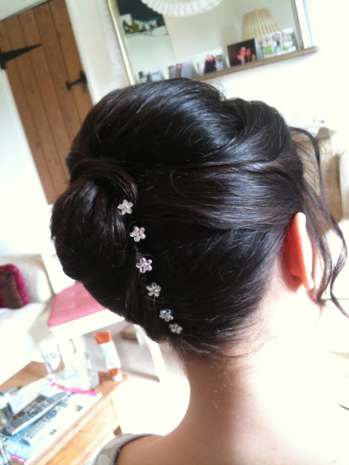 Fordham Hair Design Wedding Bridal Hair Specialist March 2011