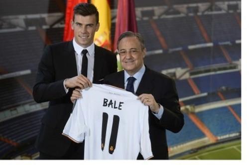 Mercato : Gareth Bale - Real Madrid, transfert le plus cher de l'histoire