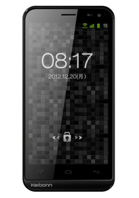 Top 5 Best and Cheapest Android Phones Below Rs. 5000 in 2014 (Karbonn A12+)