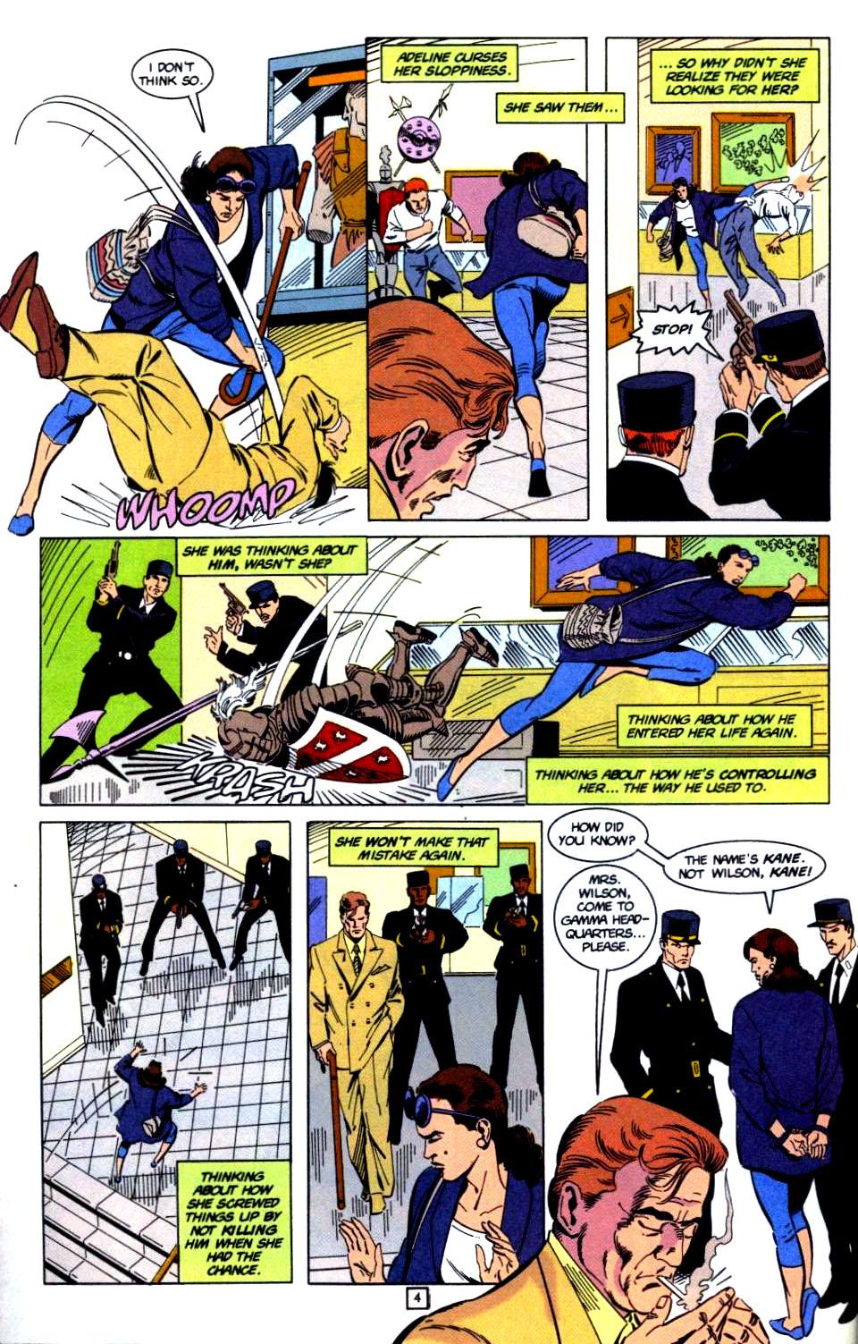 Deathstroke (1991) Issue #32 #37 - English 5