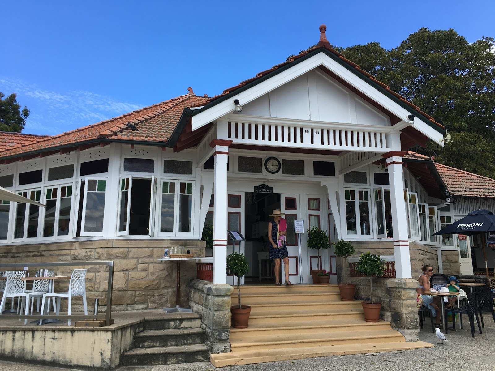 Nielsen Park Cafe And Restaurant