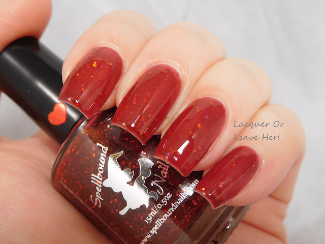 Spellbound Nails Mudblood