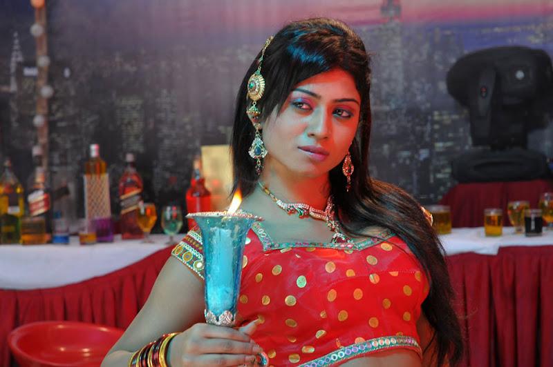 Sanya Srivastava New Telugu Movie Item Girl Hot Stills Photos glamour images