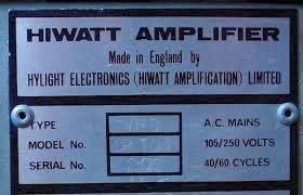hiwatt vs vox