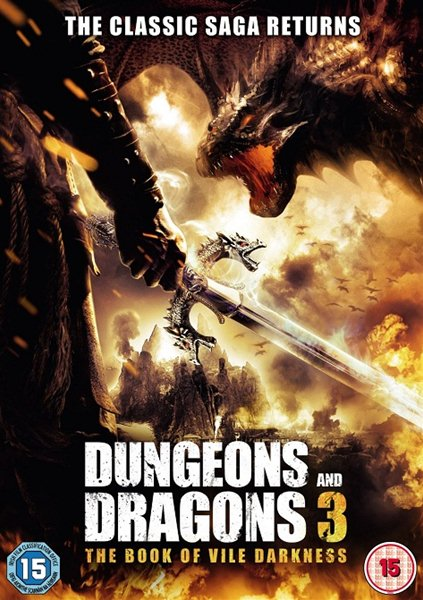      Dungeons And Dragons 3 2012    DVDRIP