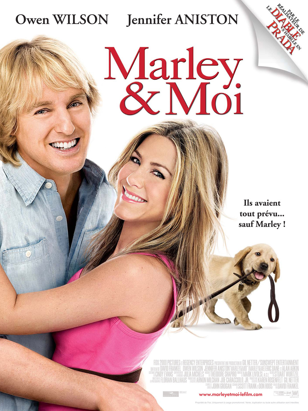 Marley And TôiMarley And Me