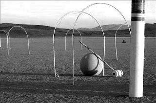 croquet lawn set