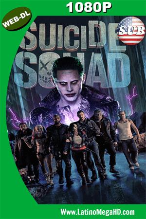 Escuadrón Suicida (2016) Subtitulada HD WEB-DL 1080P ()