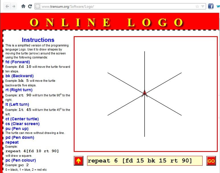 inform�tika auces vidusskol� programmēsim logo vidē