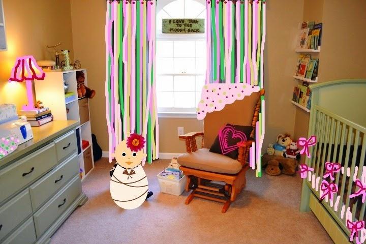 wall colors for girl nursery