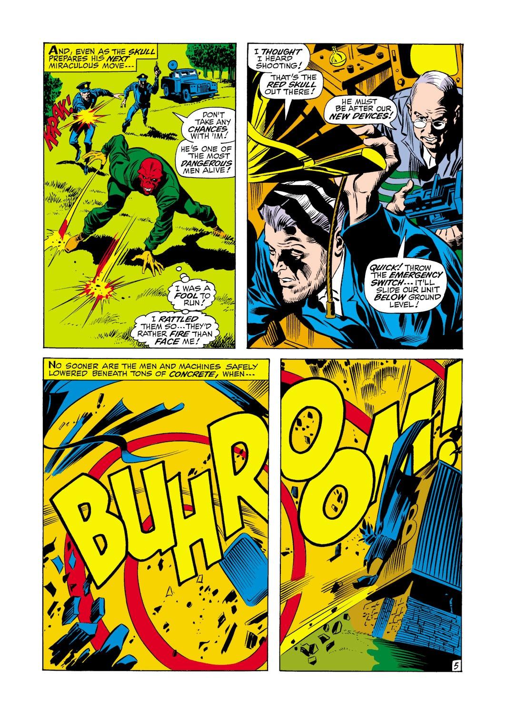 Captain America (1968) Issue #116 #30 - English 6