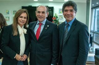 Sandra Braga sugere ao Ministério da Saúde parceria com Coca-Cola para combater mosquito transmissor da dengue e do zika vírus