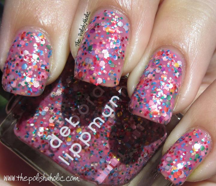 Deborah Lippmann Candy Shop Nail Polish Review | The ...