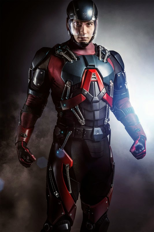 Arrow First Look: Brandon Routh as The Atom