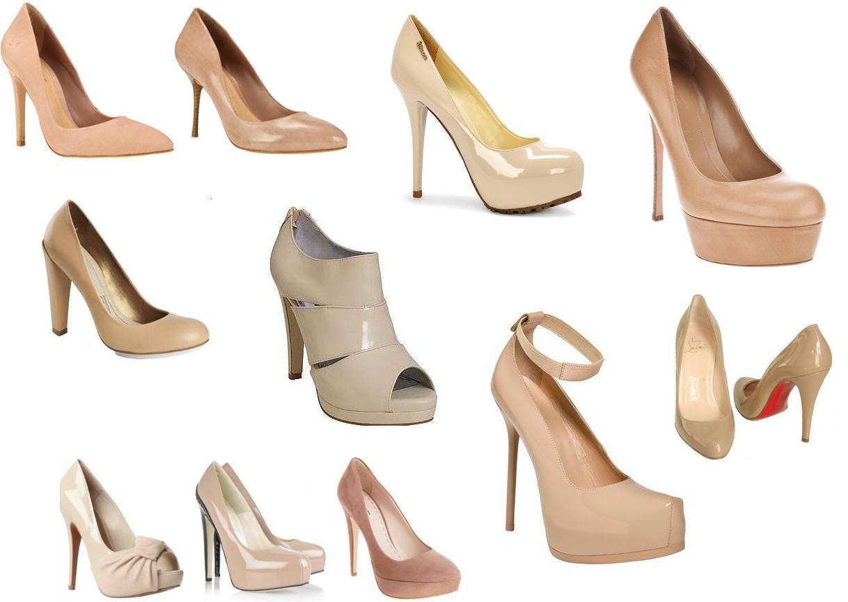 Sapatos nude continuam em alta: invista na tendência que
