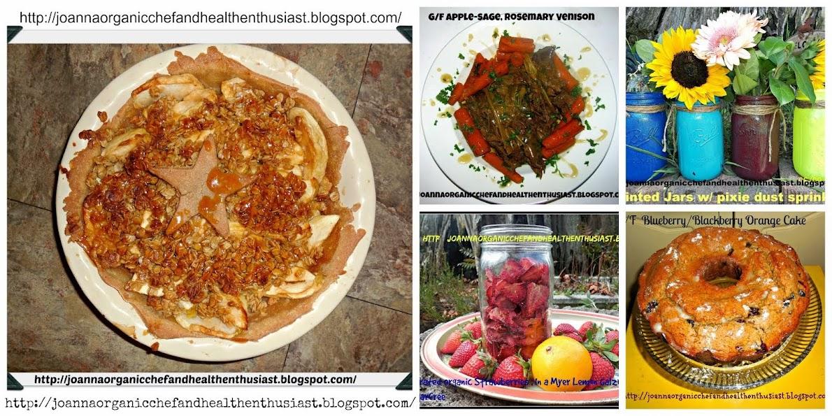 JoAnna: GlutenFree Chef and Health Enthusiast