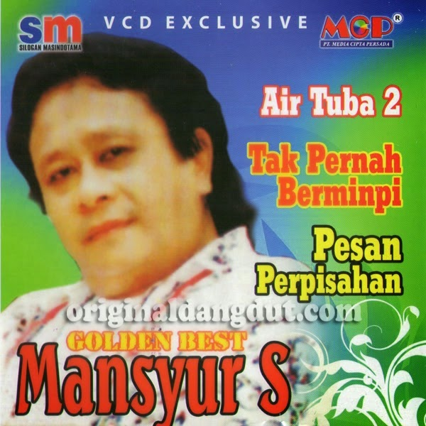 Album Golden Best Mansyur S